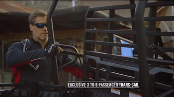 2015 Kawasaki Mule PRO-FXT TV Spot, 'Transform the Way You Live'
