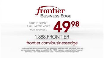 Frontier Business Edge TV Spot, 'Be Confident' - Thumbnail 9