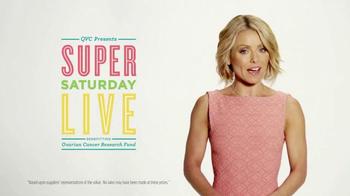 QVC Super Saturday Live TV Spot Featuring Kelly Ripa - Thumbnail 2