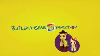 Build-A-Bear Workshop TV Spot, 'My Little Pony: Applejack' - Thumbnail 2