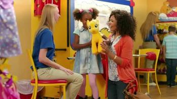 Build-A-Bear Workshop TV Spot, 'My Little Pony: Applejack' - Thumbnail 4