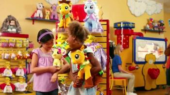 Build-A-Bear Workshop TV Spot, 'My Little Pony: Applejack' - Thumbnail 8