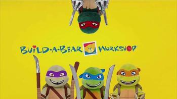 Build-A-Bear Workshop TV Spot, 'Teenage Mutant Ninja Turtles' - Thumbnail 1