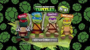 Build-A-Bear Workshop TV Spot, 'Teenage Mutant Ninja Turtles' - Thumbnail 6