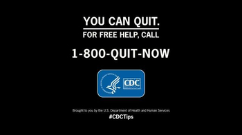 Center for Disease Control (CDC) TV Spot, 'Tips From Former Smokers: Shawn' - Thumbnail 10
