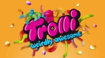 Trolli Sour Brite Crawlers TV Spot, 'Unicorn Horn' - Thumbnail 10