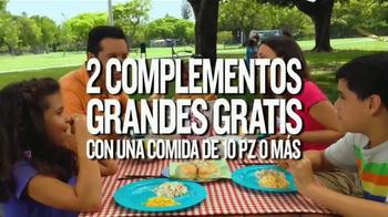 KFC 10-Piece Meal TV Spot, 'Picnic' [Spanish] - Thumbnail 9