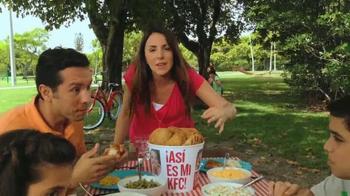 KFC 10-Piece Meal TV Spot, 'Picnic' [Spanish] - Thumbnail 3