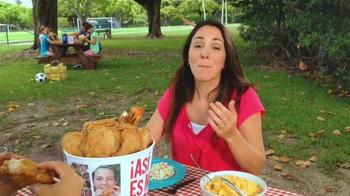 KFC 10-Piece Meal TV Spot, 'Picnic' [Spanish] - Thumbnail 4