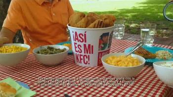KFC 10-Piece Meal TV Spot, 'Picnic' [Spanish] - Thumbnail 6
