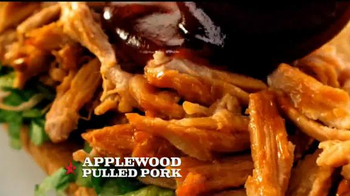 Subway Applewood Pulled Pork TV Spot, 'It's A Summer BBQ' - Thumbnail 7