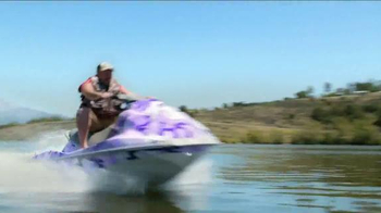 Prilosec OTC TV Spot, 'Jet Ski' Featuring Larry the Cable Guy - Thumbnail 5