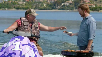 Prilosec OTC TV Spot, \'Jet Ski\' Featuring Larry the Cable Guy