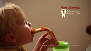 Papa Murphy's Pizza $5 Faves TV Spot - 537 commercial airings