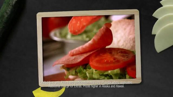 Subway Spicy Italian TV Spot, '$3 Six-Inch Select' - Thumbnail 3