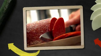 Subway Spicy Italian TV Spot, '$3 Six-Inch Select' - Thumbnail 4