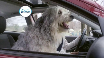 Febreze Car Vent Clips TV Spot, 'Pet Odors' - Thumbnail 1