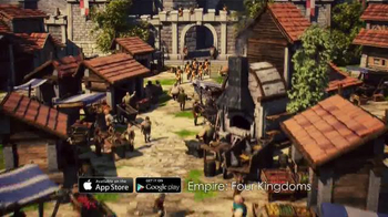 Goodgame Studios TV Spot, 'Empire: Four Kingdoms'