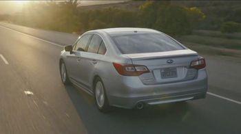 Subaru Legacy TV Spot, 'World of Passengers'