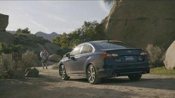 Subaru Legacy TV Spot, 'World of Passengers' - Thumbnail 1