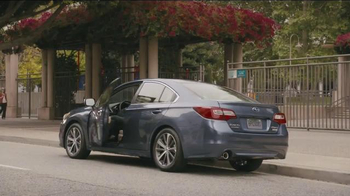 Subaru Legacy TV Spot, 'World of Passengers' - Thumbnail 5