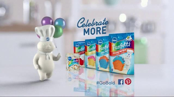 Pillsbury Funfetti Bold TV Spot, 'No Limit' - Thumbnail 10