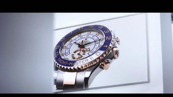 Rolex Yacht Master TV Spot, 'Rolex and Yachting' - Thumbnail 1