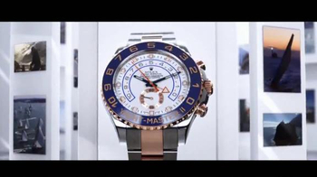 Rolex Yacht Master TV Spot, 'Rolex and Yachting'