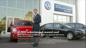 Volkswagen Turbocharged Sales Event TV Spot - Thumbnail 2