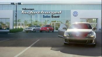 Volkswagen Turbocharged Sales Event TV Spot - Thumbnail 8