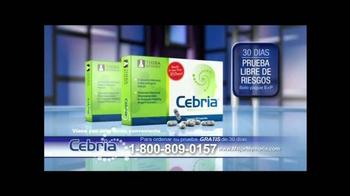 Cebria TV Spot [Spanish] - Thumbnail 6