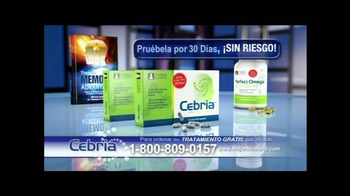 Cebria TV Spot [Spanish] - Thumbnail 9