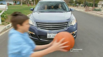 Nationwide Insurance TV Spot, 'Features' - Thumbnail 9