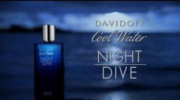 Davidoff Cool Water Night Dive TV Spot