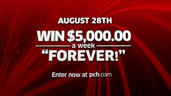 Publishers Clearing House TV Spot, '$5,000 Forever' Song by Jackson 5 - Thumbnail 10