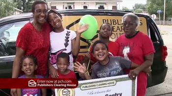 Publishers Clearing House TV Spot, '$5,000 Forever' Song by Jackson 5 - Thumbnail 8