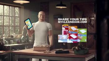 Mr. Clean Magic Eraser TV Spot, 'Eraser Tips' - Thumbnail 10