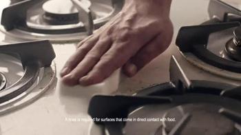Mr. Clean Magic Eraser TV Spot, 'Eraser Tips' - Thumbnail 3