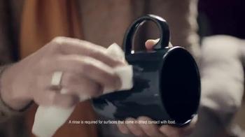 Mr. Clean Magic Eraser TV Spot, 'Eraser Tips' - Thumbnail 7