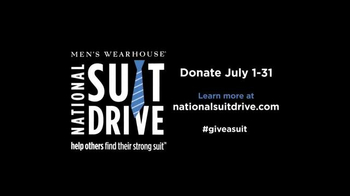 Men's Wearhouse TV Spot, 'National Suit Drive: Rich' - Thumbnail 8