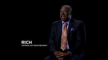 Men's Wearhouse TV Spot, 'National Suit Drive: Rich' - Thumbnail 2
