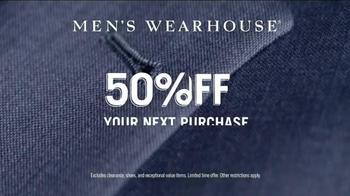 Men's Wearhouse TV Spot, 'National Suit Drive: Rich' - Thumbnail 6
