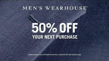 Men's Wearhouse TV Spot, 'National Suit Drive: Rich' - Thumbnail 7