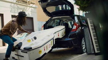 2015 Honda Fit TV Spot, 'Meant for You. Fit for You' Featuring Questlove - Thumbnail 1