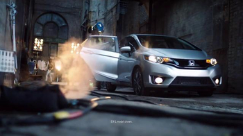 2015 Honda Fit TV Spot, 'Meant for You. Fit for You' Featuring Questlove - Thumbnail 5