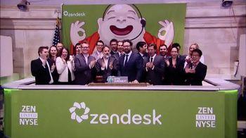New York Stock Exchange TV Spot, 'Zendesk'