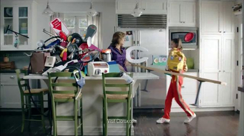 Clorox TV Spot, 'Everything Sticks' - 5109 commercial airings