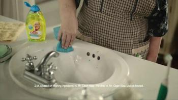 Mr. Clean Liquid Muscle TV Spot, 'Grandma' - Thumbnail 7
