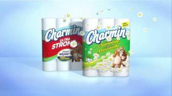 Charmin Ultra Strong TV Spot 'Seguridad del Aeropuerto' [Spanish] - Thumbnail 10