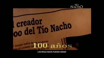 Tío Nacho Antiedad TV Spot, 'Por Más de 100 Años' [Spanish] - Thumbnail 2
